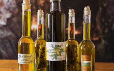 Neues Olivenöl